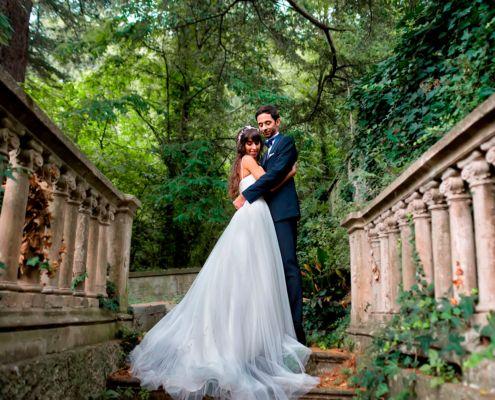 Fotografia Matrimonio autunno inverno a Genova