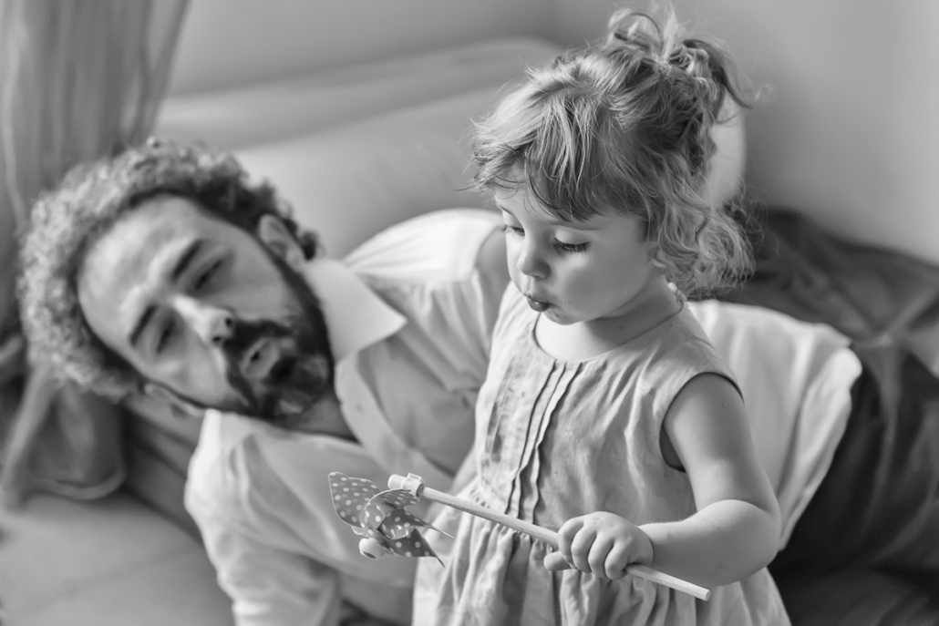 Fotografia di famiglia gavidanza e bambini